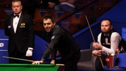 Snooker, mondiale: O'Sullivan vince dopo un episodio curioso