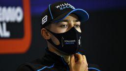 """F1, Russell: """"Conta più la mente del piede"""""""