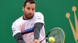Tennis, a Montecarlo Caruso non può nulla contro Rublev