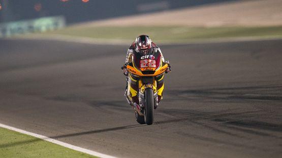 Gp Doha, Moto2: Lowes domina le qualifiche