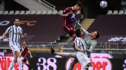 Torino-Juventus 2-2, Ronaldo salva i bianconeri: le pagelle