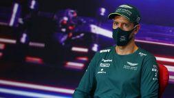 """Formula 1, Szafnauer sta con Vettel: """"Ha bisogno di tempo"""""""