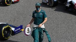 Sebastian Vettel-Aston Martin: è già gelo