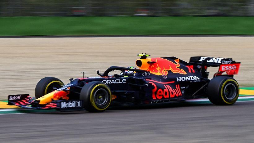 Red Bull, Perez spiega l'incidente con Ocon