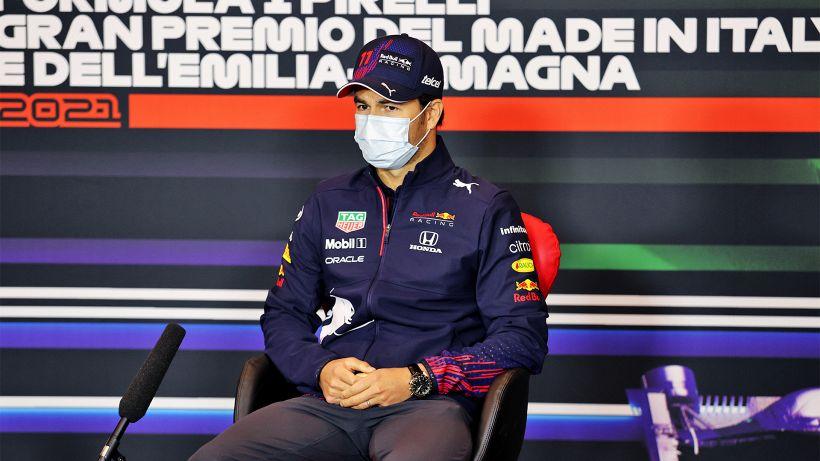 F1, Red bull: Sergio Perez vuole imporsi a Imola