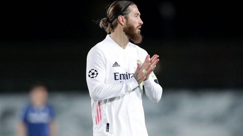 Tegola Real Madrid: infortunio per Sergio Ramos