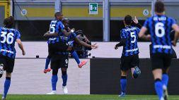 Serie A: Inter - Sassuolo 2 - 1, le foto