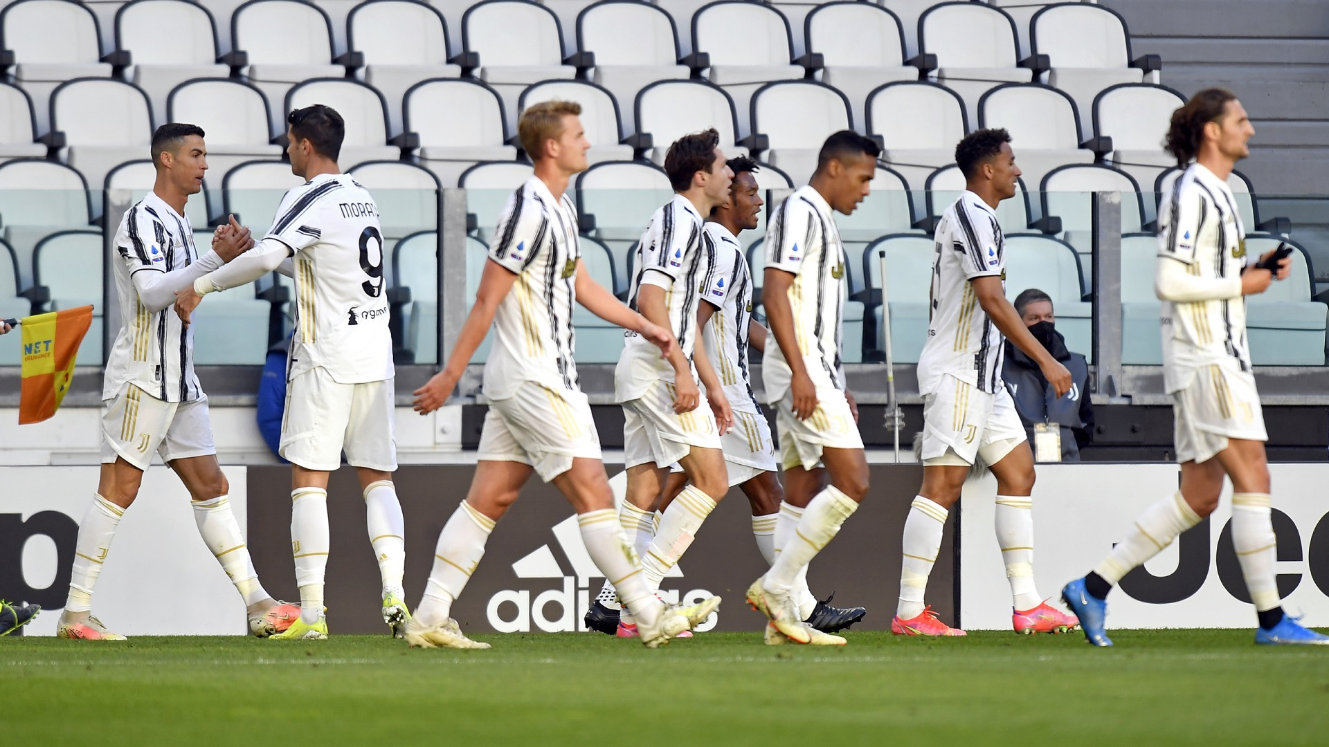 Serie A: Juventus – Napoli 2 – 1, le foto - Serie A: Juventus - Napoli 2 - 1,  le foto   Virgilio Sport