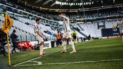 Serie A: Juventus - Napoli 2 - 1, le foto