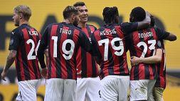 Serie A: Milan-Genoa 2-1, le foto