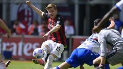 Serie A, Milan - Sampdoria 1 - 1, le foto