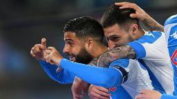 Serie A: Napoli-Lazio 5-2, le foto