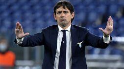 """Lazio, Inzaghi: """"Covid finalmente passato. Rinnovo? Con calma"""""""