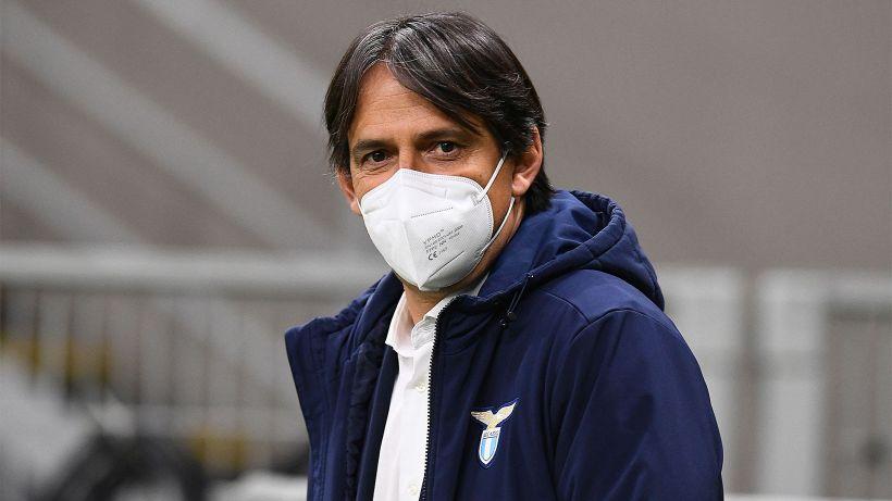 Lazio, Simone Inzaghi ha il Covid