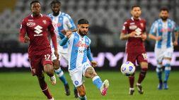 Torino-Napoli 0-2: Bakayoko e Osimhen, aggancio azzurro al 4° posto