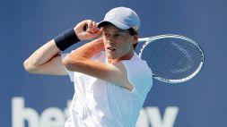 Fantastico Jannik Sinner: va in finale in un Masters 1000 a 19 anni