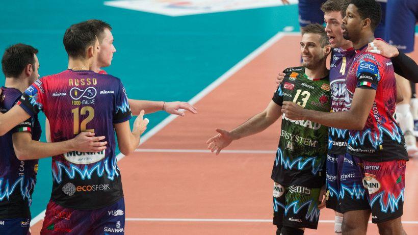 Volley, lotta allo scudetto: tutto pronto per la sfida tra Perugia e Lube
