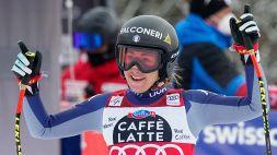 Sci, Sofia Goggia si prepara alla prossima stagione