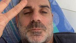 Stefano Sorrentino, l'ex portiere positivo al Covid: post social