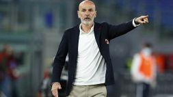Serie A, Milan in caduta libera: adesso Stefano Pioli rischia?