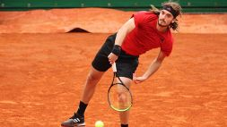 A Montecarlo Tsitsipas primo semifinalista