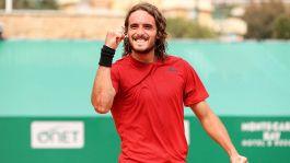 Tsitsipas vince a Montecarlo, Rublev dominato in finale