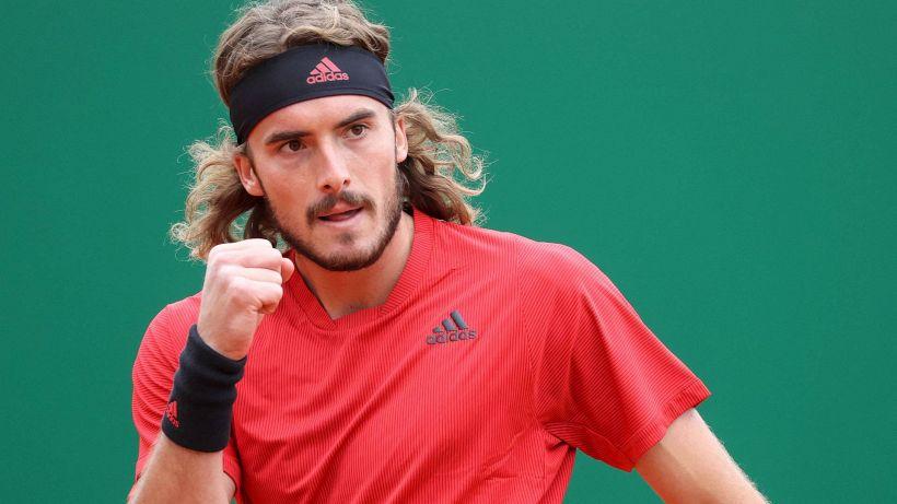 Tennis, Tsitsipas è il primo finalista di Montecarlo