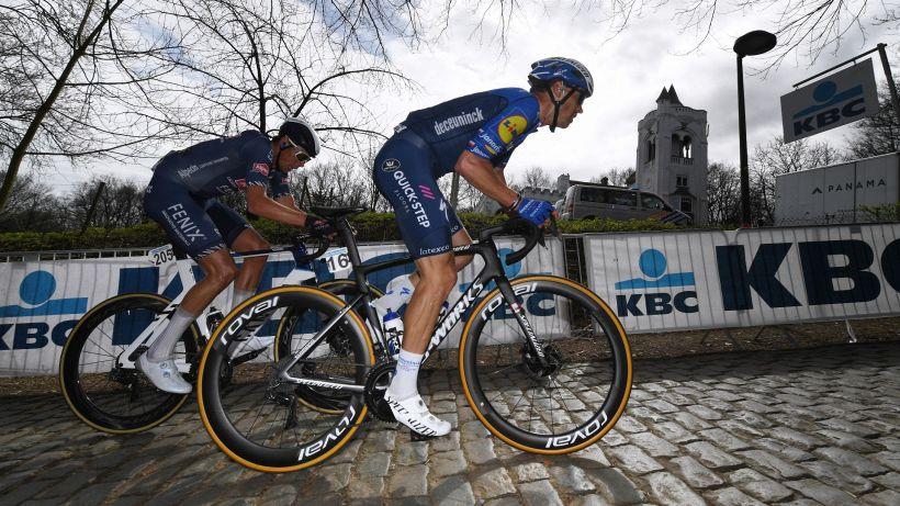 Ciclismo: Zdenek Stybar potrebbe tornare a gareggiare a maggio