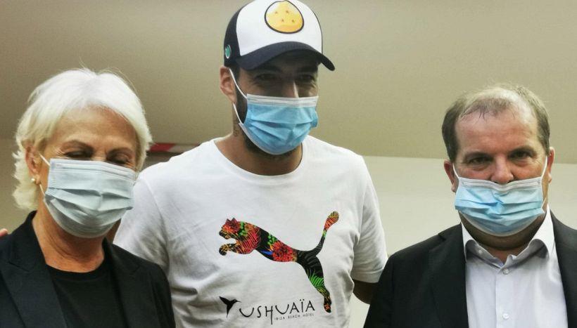 """L'esame """"farsa"""" di Suarez a Perugia. Video con telecamera segreta"""