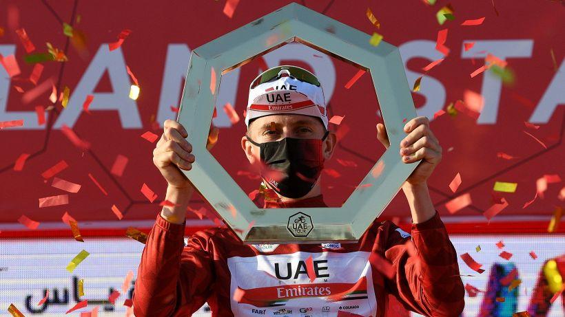 UAE Emirates: Pogacar pronto per la sfida delle Ardenne