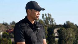 Golf, Tiger Woods parla delle sue condizioni di salute