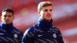Real Madrid-Chelsea, formazioni ufficiali: Werner c'è
