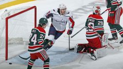 NHL: vittorie per Washington e Colorado, Jets k.o.