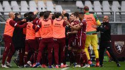 """Il comunicato del Torino: """"Un giocatore positivo al Covid"""""""