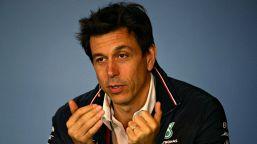 """F1, Wolff: """"Ad un certo punto penseremo solo al 2022"""""""