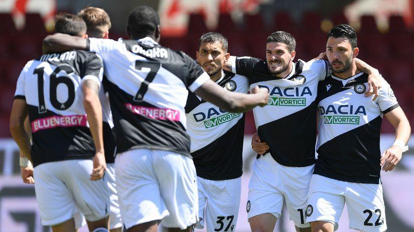 Coppa Italia, Udinese-Ascoli 3-1: Pereyra mette le ali agli uomini di Gotti