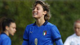 Calcio, la Nazionale femminile pareggia con l'Islanda