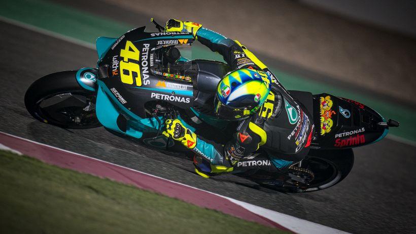 MotoGP: Valentino Rossi ha voglia di riscatto nel GP di Doha