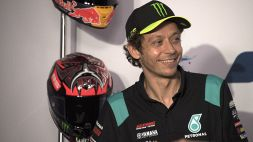 MotoGP, Valentino Rossi replica alle accuse dell'ex campione del mondo