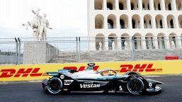 Formula E: Vandoorne vince gara 2 a Roma