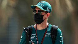 """Vettel: """"La macchina non fa ancora quello che voglio"""""""