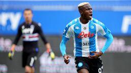 Sampdoria-Napoli 0-2: decisivi Fabian e Osimhen, le pagelle