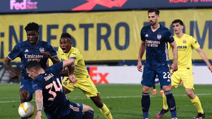 Villarreal-Arsenal 2-1: Pepè tiene in corsa i Gunners