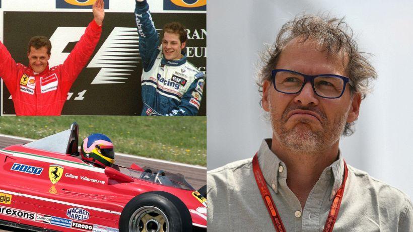 Villeneuve fa 50 anni nel ricordo di Schumi: frecciata a Hamilton