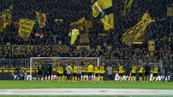 Il Dortmund 'perde' Hummels: pullman via senza di lui