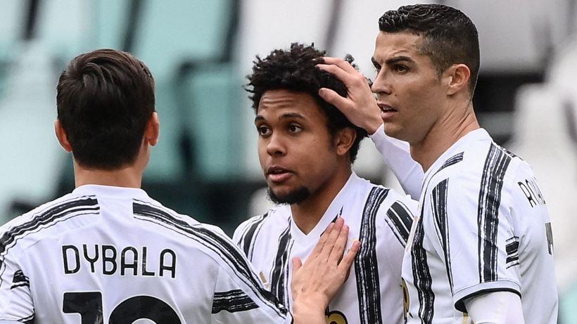 Juventus-Parma, le formazioni ufficiali