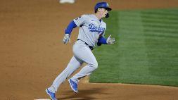 MLB: i Dodgers non si fermano, Cincinnati a valanga su Pittsburgh