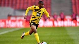 Borussia Dtmd: stagione finita per Moukoko