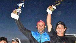 Alberto Zapata, il pilota argentino di motocross senza un braccio