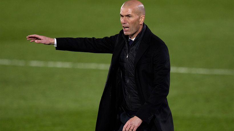 Verso il Clasico: le parole di Zinedine Zidane